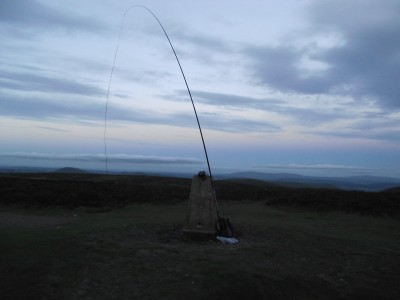 Long Mynd 'shack'